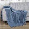 De Moocci Knitted Throw Blanket