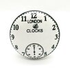 G Decor London Clocks Door Knob (Set of 2)