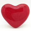 G Decor Heart Door Knob (Set of 2)