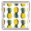Katie Kime Pineapples Tray