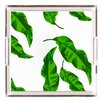 Katie Kime Banana Leaves Tray