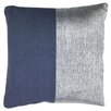 Richloom Home Fashions Two Tone Decorative Cotton Throw Pillow
