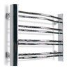 Ultraheat Petit Wall Mount Water-Fed Heated Towel Rail