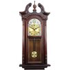 Bedford Clocks Chiming Wall Clock with Roman Numeral