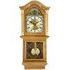 Bedford Clocks Classic Chiming Wall Clock with Swinging Pendulum
