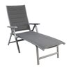 Royal Garden Madrid Folding Chaise Lounge