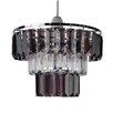 First Choice Lighting 1 Light Cascade Pendant