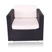 UrbanMod Urbanmod Outdoor Arm Chair with Cushions