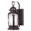 Westinghouse Lighting Weatherby 1 Light Outdoor Wall Lantern