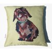 Chloe Croft London Dachshund Scatter Cushion