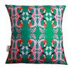 Chloe Croft London Flamingos and Flowers Scatter Cushion