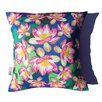 Chloe Croft London Waterlily Scatter Cushion