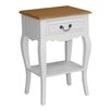 Maine Furniture Co. Sebago 1 Drawer Bedside Table