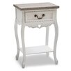 Maine Furniture Co. Romance 1 Drawer Bedside Table