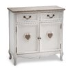 Maine Furniture Co. Romance 2 Door 2 Drawer Cabinet