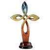 Wild Wings Atone - Cross Sculpture
