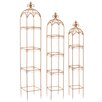 Old Basket Supply Ltd 3 Piece Trellis Set