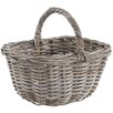 Old Basket Supply Ltd Rattan Shopper
