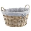 Old Basket Supply Ltd Lined Oval Basket