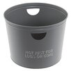 Old Basket Supply Ltd Round Coal and Log Bucket