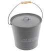 Old Basket Supply Ltd Round Kindling Bucket