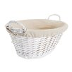 Old Basket Supply Ltd Laundry Lined Basket