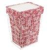 Old Basket Supply Ltd Rectangle Linen Basket with Lid