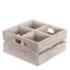 Old Basket Supply Ltd 4 Bottle Crate