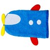 Smithy Kinder Waschlappen Wash und Play Flieger