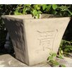 Designer Stone, Inc Square Pot Planter