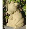 Designer Stone, Inc Fat Barnyard Cow Statue