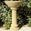 Old World Basin Birdbath - Designer Stone Inc Bird Baths