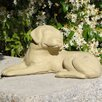 Labrador Puppy Statue - Designer Stone Inc Garden Statues and Outdoor Accents