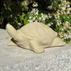 Painted Turtle Statue - Designer Stone Inc Garden Statues and Outdoor Accents