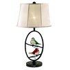 "Springdale Lighting Finch 27"" Table Lamp"