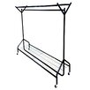 RailZ 150cm H x 180cm W x 46.5cm D Clothes Rail