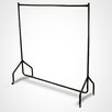 RailZ 150cm H x 150cm W x 46.5cm D Clothes Rail