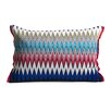 Aesthetic Content Bliss Woven Lumbar Pillow