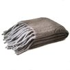 Aesthetic Content Mohair Throw