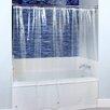 Venturi PEVA Shower Liner with Microban