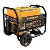 Firman Power Equipment Performance Series 4550 Watt Portable Gasoline Generator with Wheel Kit