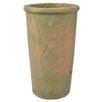 Krista Ceramic Pot Planter (Set of 2) Size: 10 inch High x 6 inch Wide x 6 inch Deep - Laurel Foundry Modern Farmhouse Planters