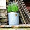 Foras Vintage Round Planter