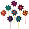 Classic Mylar Pinwheel - In The Breeze Garden Statues and Outdoor Accents