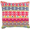 PEM America Aztec Tribal Throw Pillow