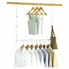 Organize It All Closet Doubler Hanging Organizer