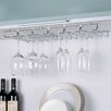 OIA Shelf Mount Wine Glass Rack