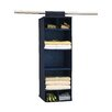 "OIA 12"" Deep Closet Organizer with Shelves and Cubbies (Set of 2)"