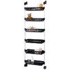 Organize It All Overdoor 6 Shelf Cabinet Storage Bin Unit