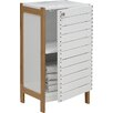"""Organize It All Rendition 14.5"""" W x 27"""" H Free Standing Cabinet"""